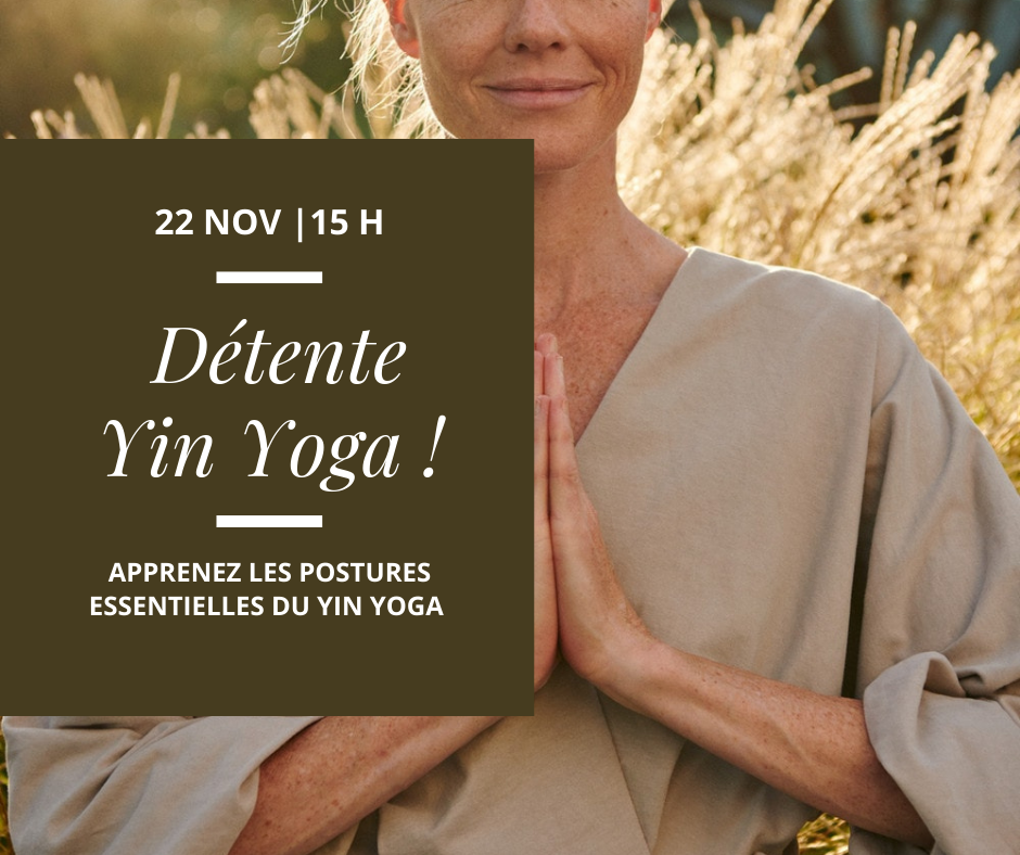 detente yin yoga
